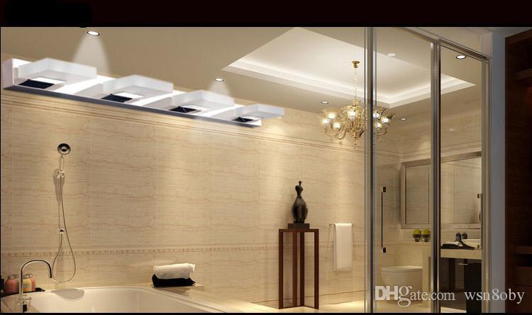 Großhandel Weihnachtsbeleuchtung Led Acryl Badezimmer Edelstahl ...