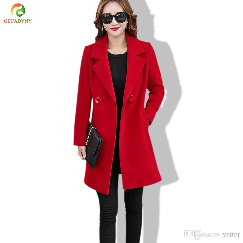 2019 Wholesale Women Winter Jackets And Coats Double