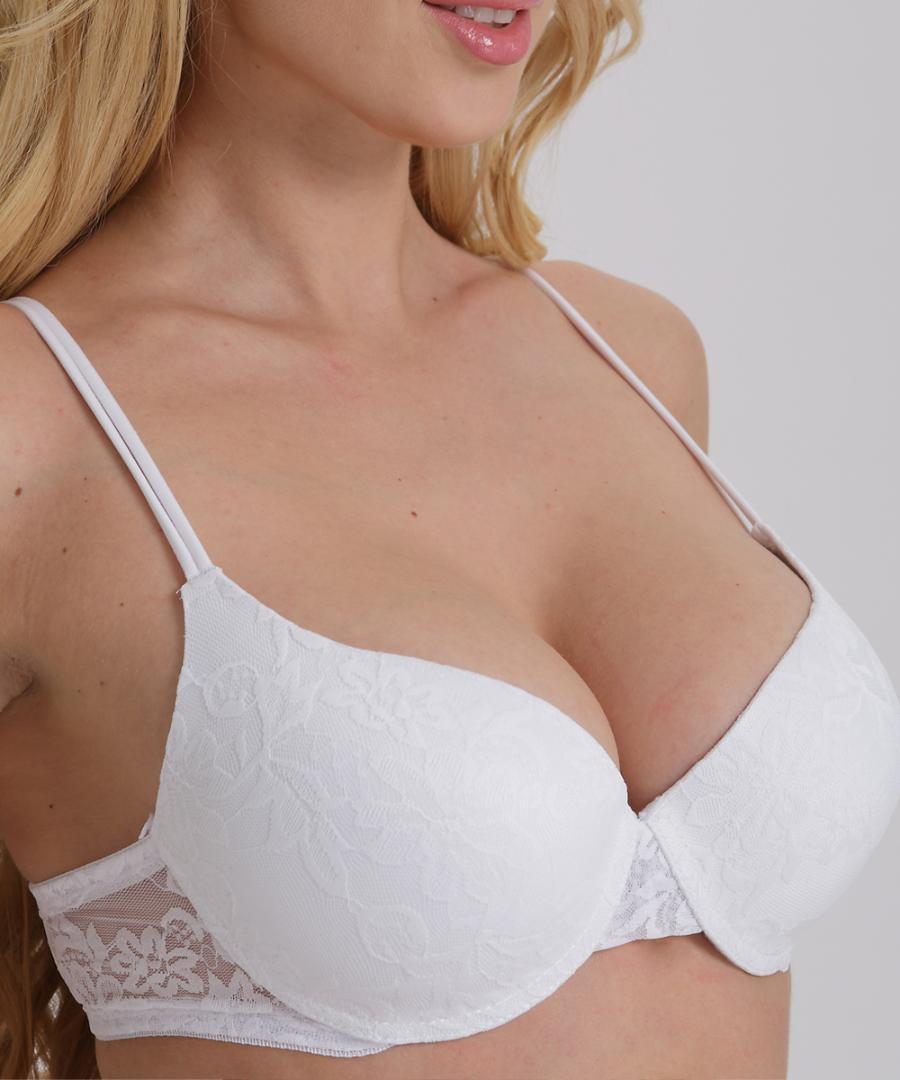 789b4a6d53 2019 Sexy Push Up Bra Plus Size A B C D Cup Women Bra Brassiere Adjustment  Plunge Lingerie Bras For Women Underwire Underwear BH Top From Dolylove