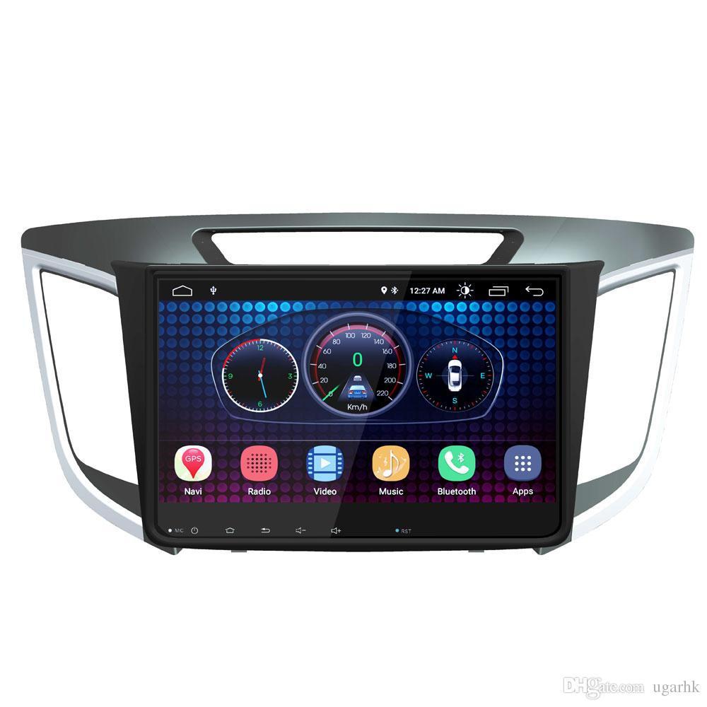 10.2 Inch Android 6.0 Hyundai Ix25 Creta Cantus 2015 Headunit Car DVD And  GPS Navigation Car Radio Wifi Android Auto Backup Camera Car Stereo Online  with ...
