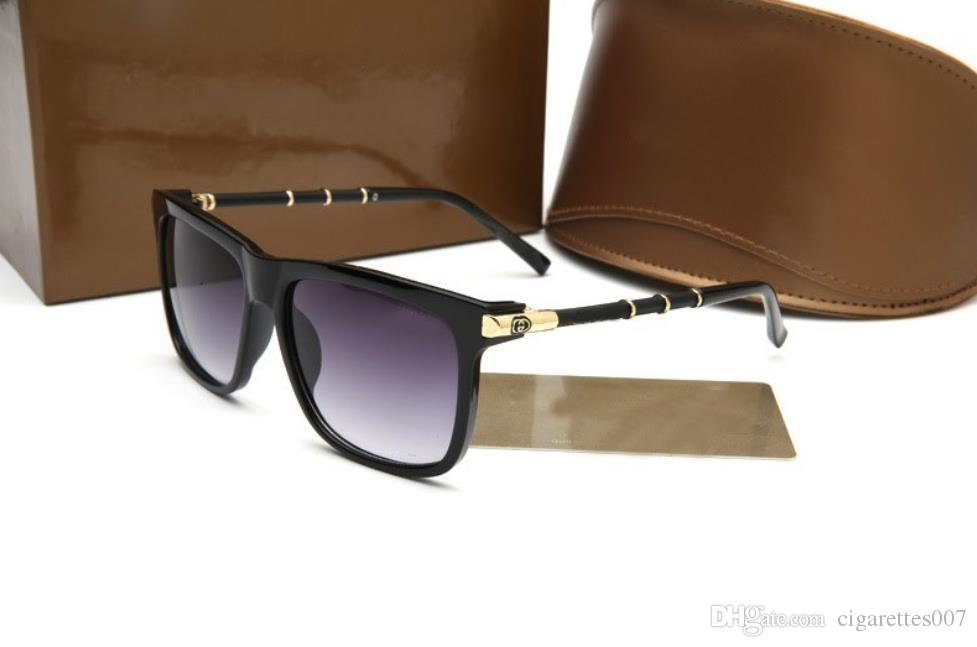 790e54d003 New Italy Brand 9247 Sunglasses Women Classic Square Frame Western ...
