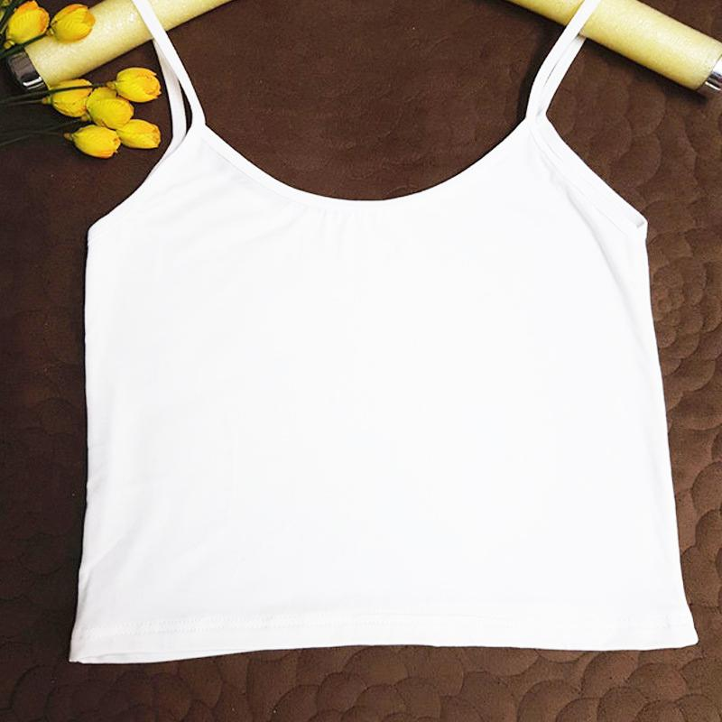 Womens Chiffon Summer Sexy Sleeveless Tank Crop Tops Vest Blouse Womans Clothes Halter Top Blusas Femininas De Verao 2019 Uhren & Schmuck