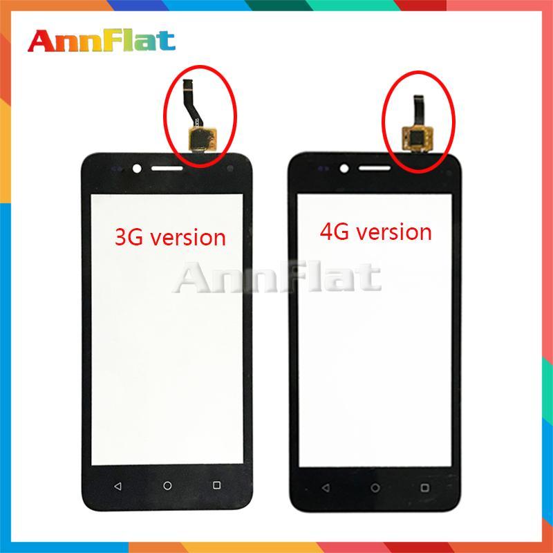 10pcs For Huawei Y3II Y3 II Y3 2 LUA-U03 LUA-L03 LUA-U23 LUA-L13 LUA-L21  Touch Screen Digitizer Front Glass Lens Sensor Panel