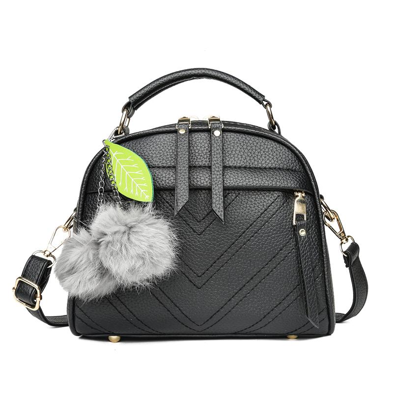 338a0211b87 Women Messenger Bags New Spring Summer 2018 Inclined Shoulder Bag Women S  Pu Leather Handbags Bag Ladies Hand Bags LX451 Designer Purses Satchel Bags  From ...