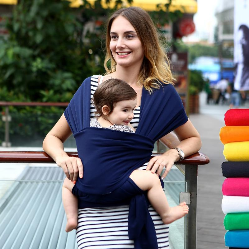 Activity & Gear Egmao Adjustable Baby Ring Sling Baby Carrier Infant Wrap With Aluminum Ring Best Baby Gift One Size For Girls Boys Baby Wrap