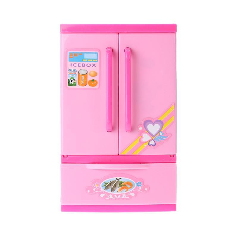 Großhandel Kühlschrank Spielzeug Kinder Kunststoff Rollenspiel ...