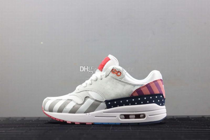 592f45ecd94 2018 1 Piet Parra Running Shoes Men Women White Pure Platinum Maxes Outdoor Sneaker  Sneakers Running Shoes Online with  123.43 Pair on Zyykyfz s Store ...