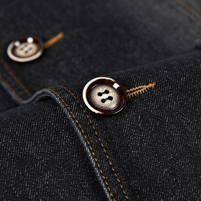 Men Fashion Demin Blazer 2017 Nuovo Arrivo Manica Corta Monopetto Primavera Tute Plus Size M-4XL giacca masculino