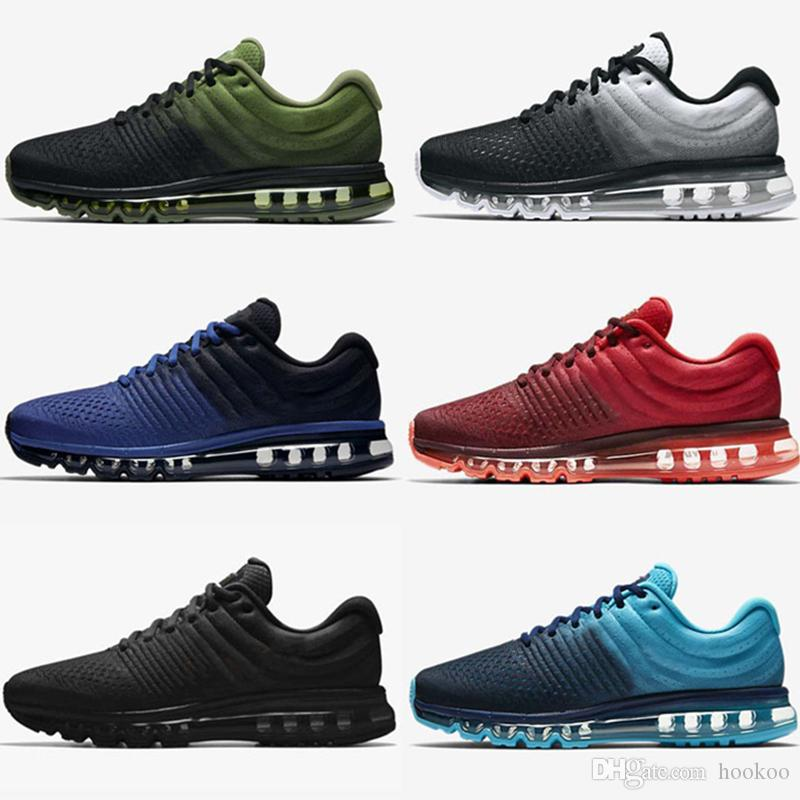 773af9be54f2b3 Acquista Nike Air Max2017 Air Max 2017 Scarpe Casual Di Alta Qualità Max  2017 Scarpe Da Uomo 2017 Design Outdoor Athletic Sporting Sneakers Uomo  Moda Casual ...
