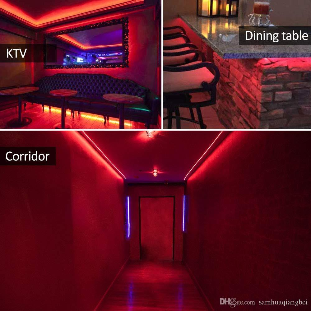Buy Red Led Strip Light Kitchen Set Of: Red LED Light Strip 300 LEDs, 72 Lumens & 1.3 Watts Foot