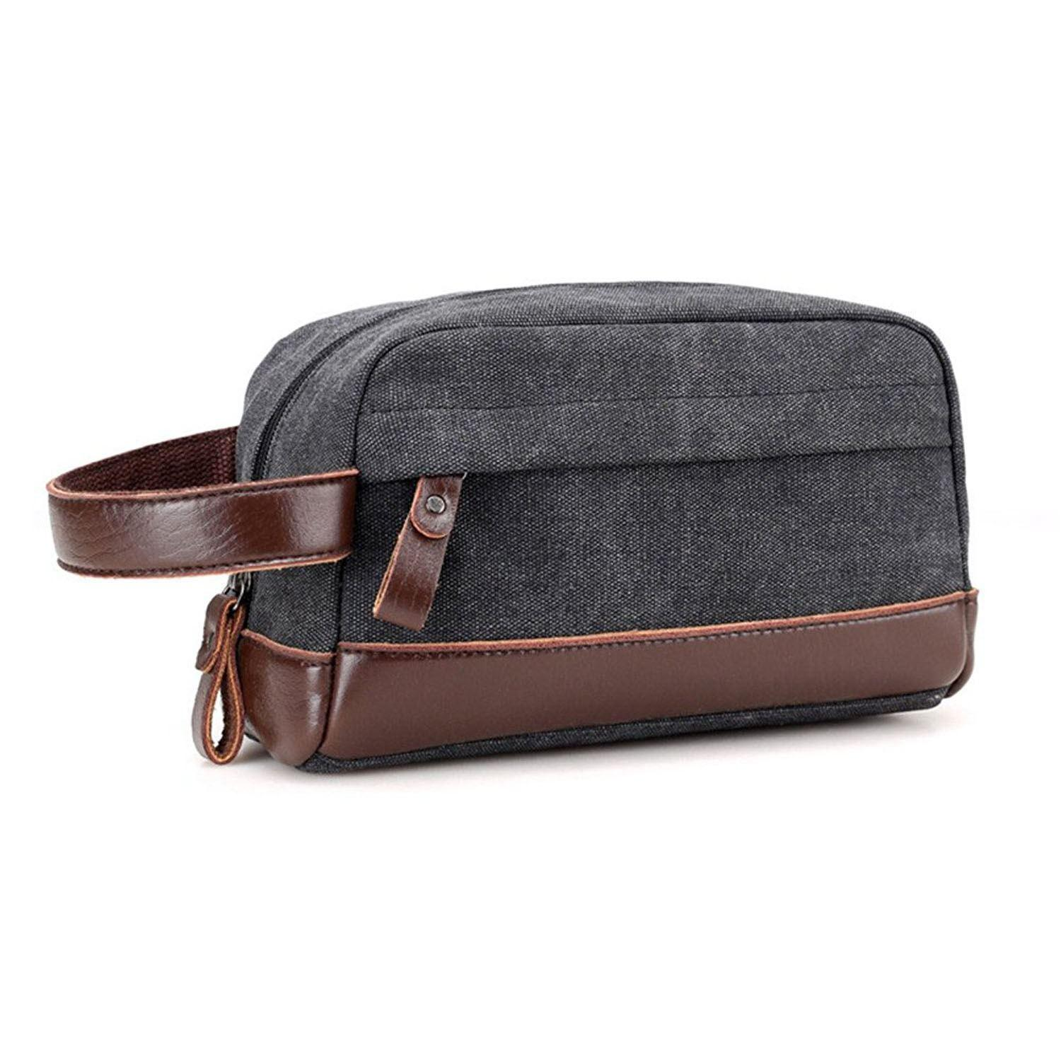 TFTP Toiletry Organizer Bag For Men Canvas Dopp Kits Shaving Kit Black  Cheap Handbags Leather Satchel From Universe222,  36.45  DHgate.Com 5251bb2ff9