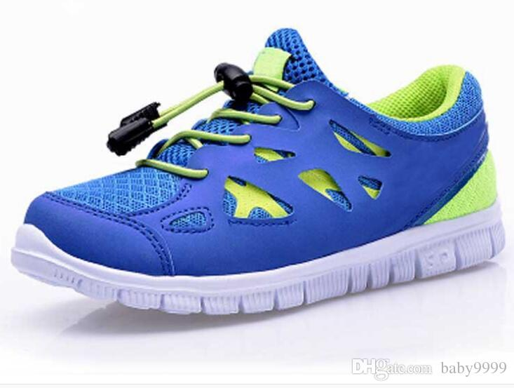 2e4c4e3101cfc 2018 NEW Spring Autumn NIKE Girl Boy Children S Sneakers Leather Casual  Shoes Children S Shoes Size 26 37  310 Sneakers For Boys Good Running Shoes  From ...