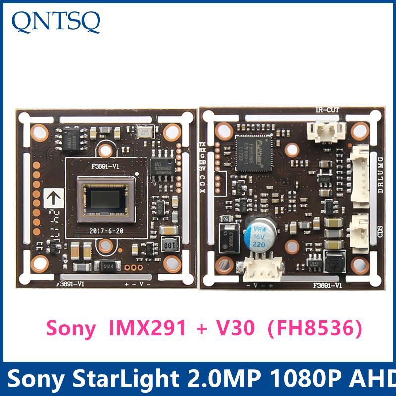 AHD 2 0MP 1080P 1/2 8 CMOS FH8536E(V30E) IMX291 Sony chipset DSP CCTV  camera module board,chip board chipset