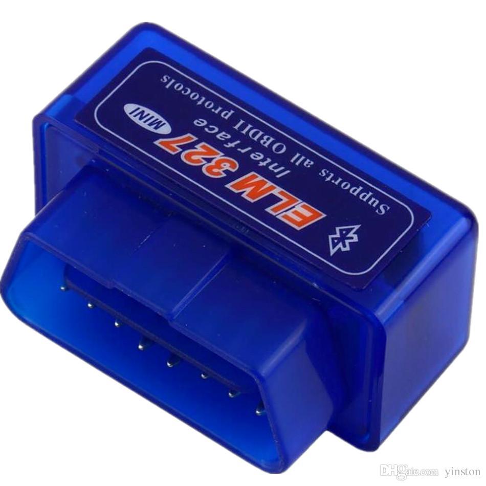 Diagnosescanner für Auto Automotivo Escaner Automotriz Mini V2.1 OBD2 ULME 327 Bluetooth Schnittstelle Auto Auto Scanner