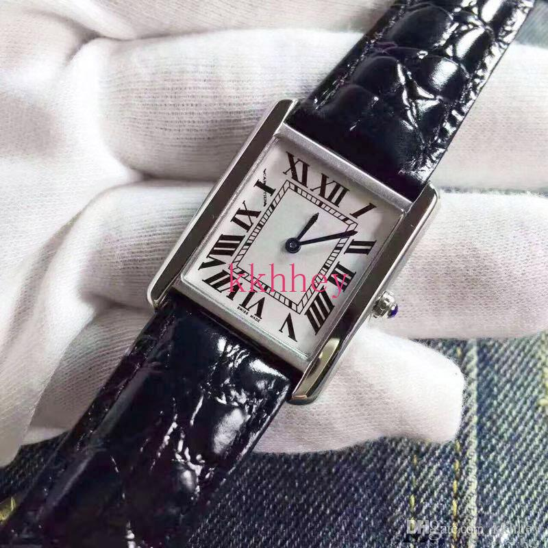 Fashion Aaa Gold Watch Imported Quartz Movement Core Genuine Leather