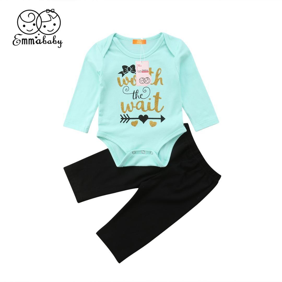 7ad1655f6 2019 2018 Latest Children S Wear Newborn Toddler Infant Soft Cotton ...