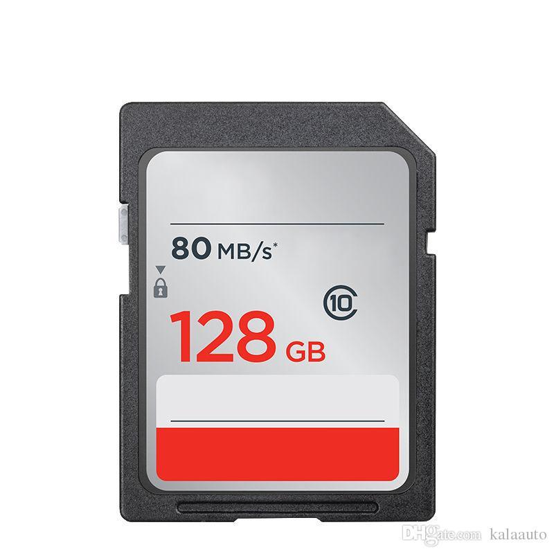 32GB 64GB 128GB Ultra Class 10 C10 UHS-I 48MB / s 메모리 카드 Blister 패키지 포함