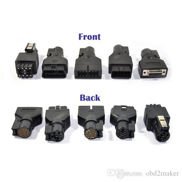 Высокое качество диагностический инструмент GM Tech2 для GM / SAAB / OPEL / SUZUKI / ISUZU / Holden V-etronix GM Tech 2 сканера с пластиковой коробке