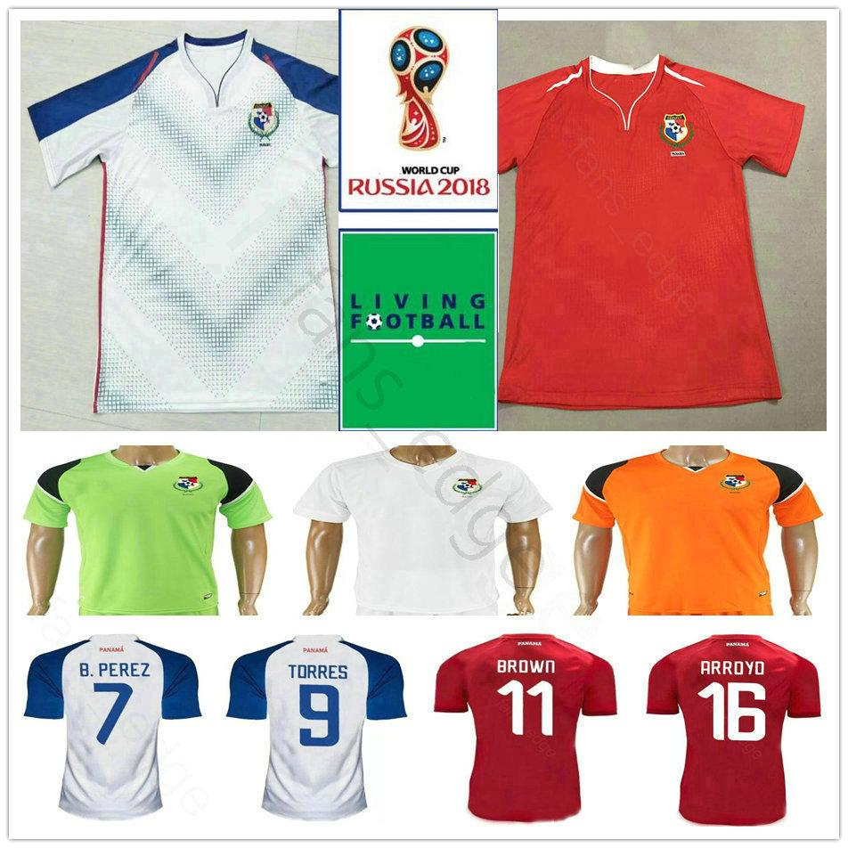 f07f39c00 Panama Soccer Jersey World Cup