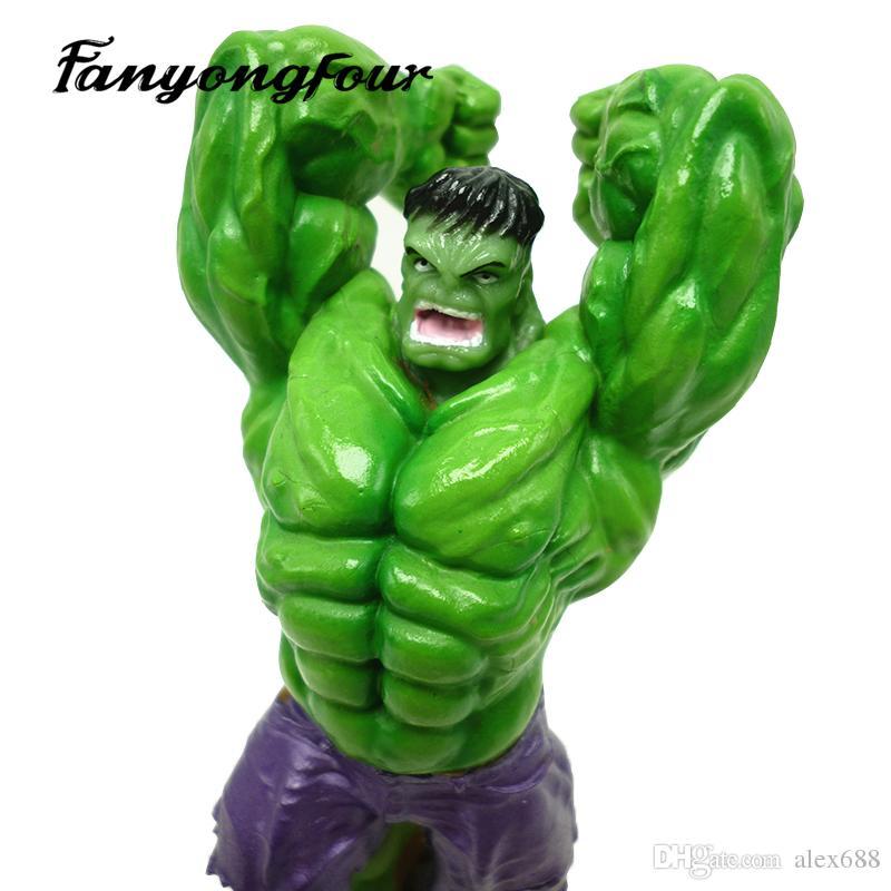 Compre 3d Hulk Molde De Silicona Fondant Cake Mould Resina