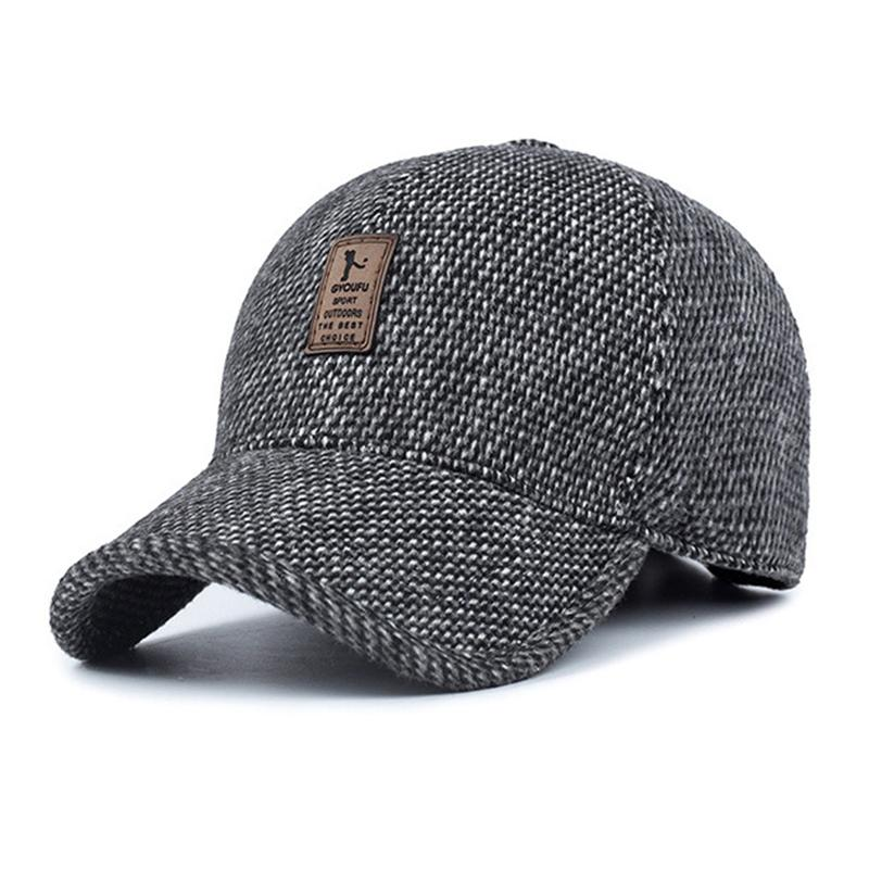 2017 Winter Eearflaped Full Trucker Cap Hip Hop Snapback Dad Hats For Men  Women Baseball Cap With Ears Tactical Hat Bonnets Custom Trucker Hats  Compton Cap ... 2f1d63688ba
