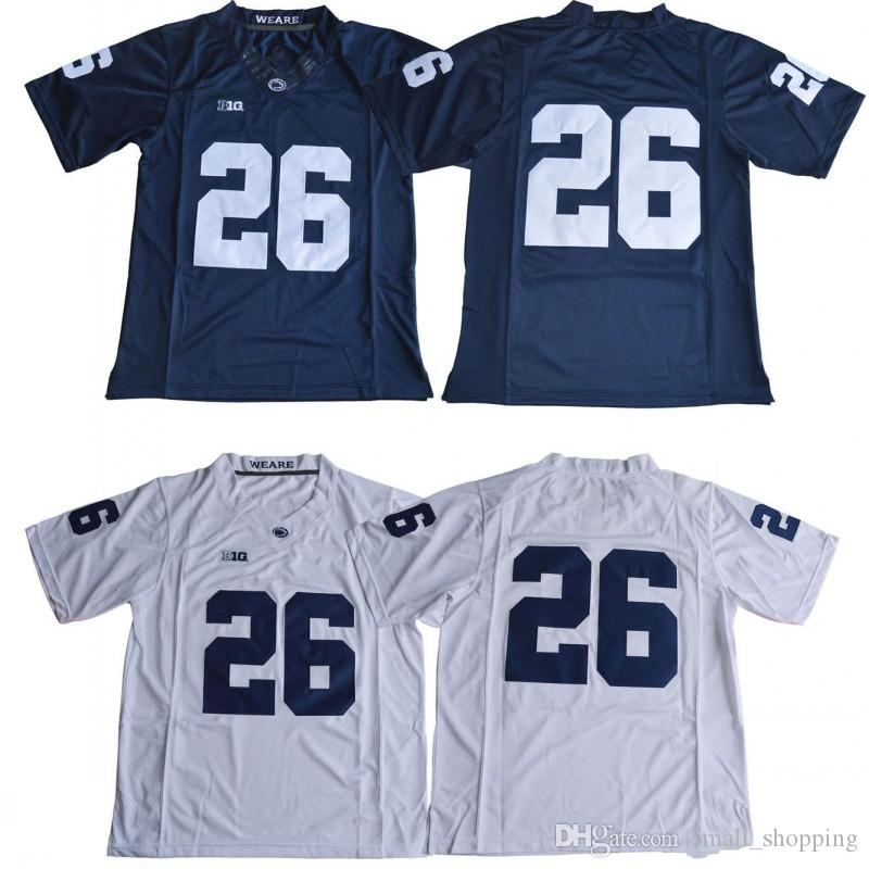 Penn State Nittany Lions Sleeveless Navy Blue Jersey Mens Large Excellent Activewear