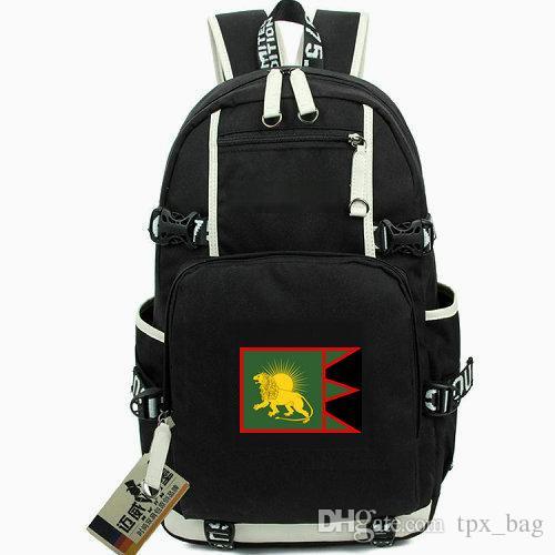 98bf25e2e Mughal Empire Daypack Great India Backpack Country Flag Print Schoolbag  Banner Rucksack Canvas School Bag Outdoor Day Pack Backpacks For Men  Jansport Big ...