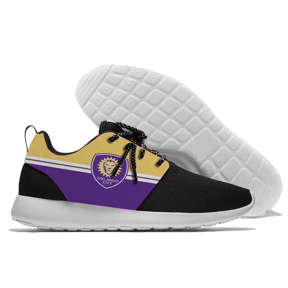2019 Top Running Shoes Mens Womens Classic Outdoor Shoes Major League  Soccer Orlando City Team Logo Sports Chaussure Disigner Run Shoes From  Lunhum 6b65900590