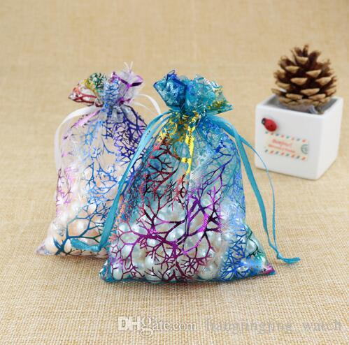 Coralline organza jewelry pouch wedding party favor gift bag coralline organza jewelry pouch wedding party favor gift bag drawstring packaging bags wedding party favor gift candy bag kka3988 diy wedding favors do it solutioingenieria Images
