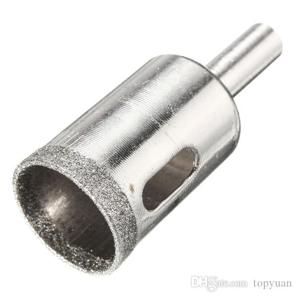 10шт Алмазная кольцевая пила сверло набор 6мм-30мм плитка керамическое стекло фарфор мрамор отверстие увидел резак