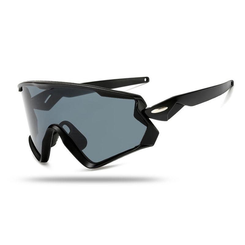 60301a3ba58fa Compre 2019 NEW Top Qualidade UV400 Óculos De Ciclismo Da Bicicleta Da  Bicicleta De Corrida Óculos À Prova De Vento Óculos De Esporte Ao Ar Livre  Óculos De ...