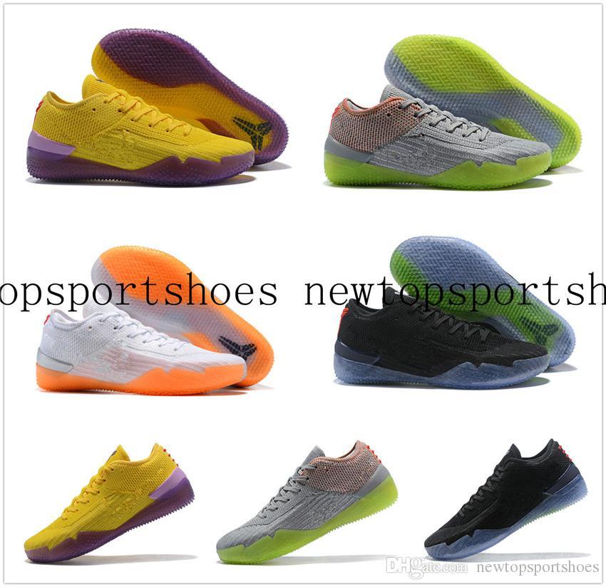 super popular 05db0 99521 ... cheap 6e98e 9514b kobe ad nxt 360 mamba day basketball shoes kobe ad nxt  360 yellow