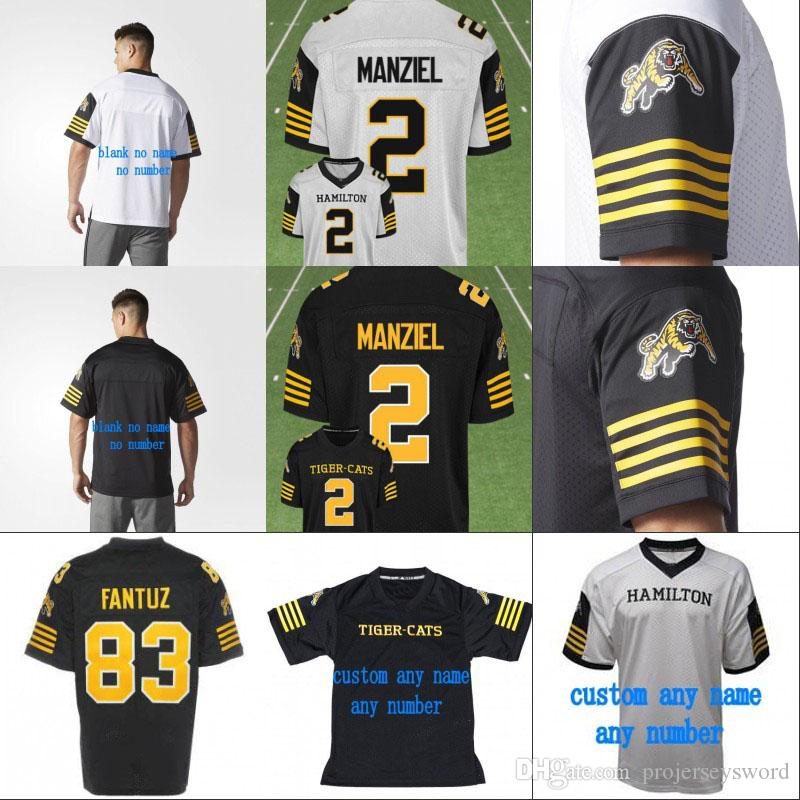2018 New Style 2 Johnny Manziel Hamilton Tiger Cats Jersey Mens Womens  Youth 100% Stitched Embroidery Logos Football Jerseys UK 2019 From  Projerseysword 7b3ae891a4