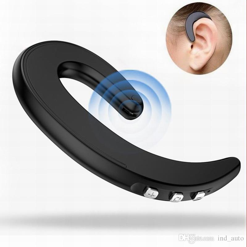 Original Wireless Bluetooth Headphones Mini Ear phones Non In Ear Stereo Headset Sound Speaker Earphone For iphone Samsung LG Nokia Huawei