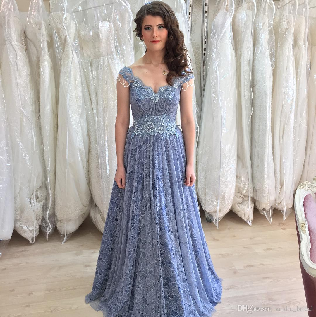 Blue and green homecoming dresses