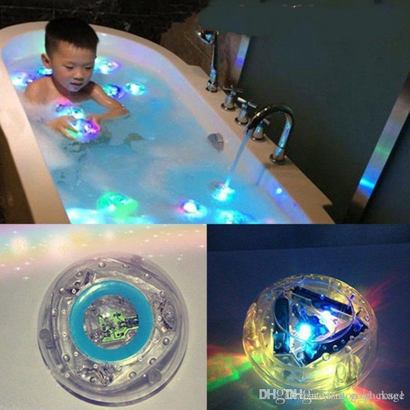 2018 Bath Toys Party In The Tub Toy Bath Water Led Light Kids ...