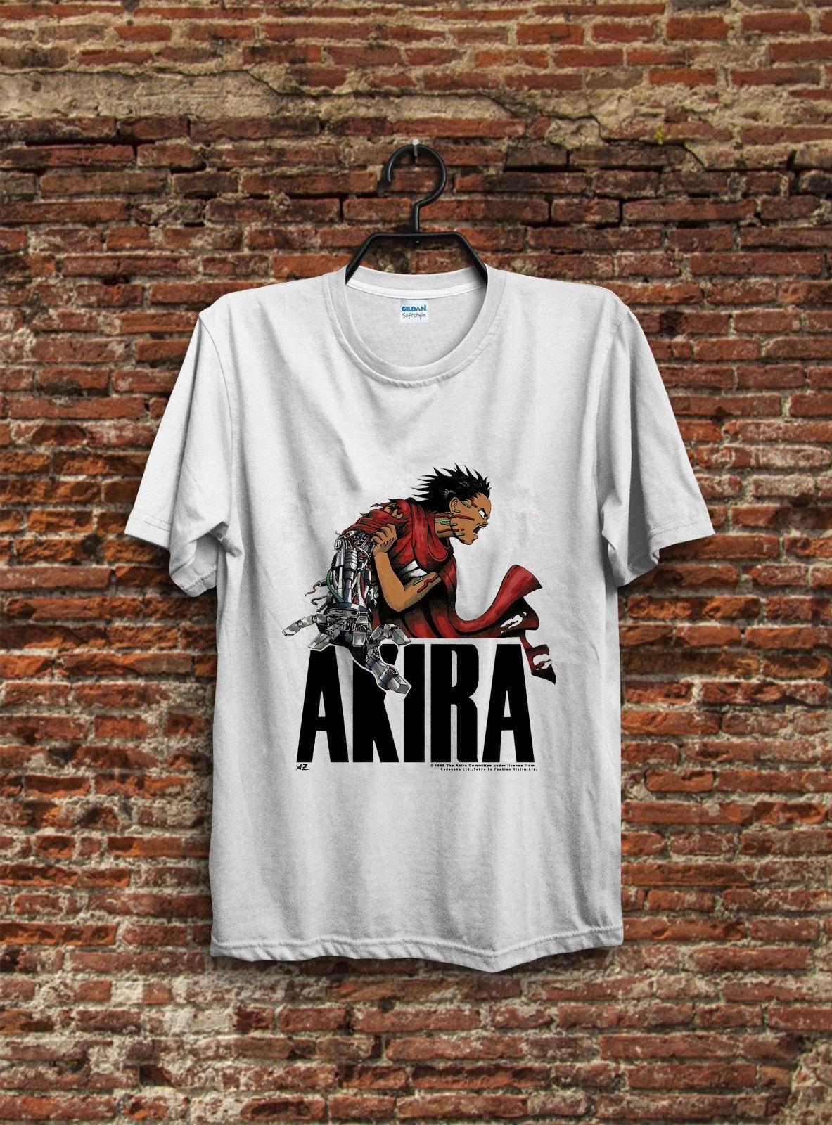 f772ffdd816 Vintage Akira T Shirt Tetsuo Shima 1988 Fashion Victim Anime Ghost In The  Shell 2018 Short Sleeve Cotton T Shirts Man Clothing Witty Tee Shirts Tee  Shirt ...