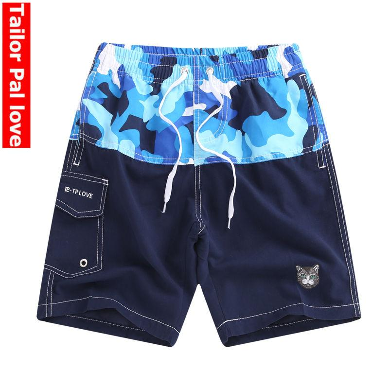 Zwembroek Short.2019 Boy Swimwear Swimming Shorts Young Men Swimsuit Swim Trunks