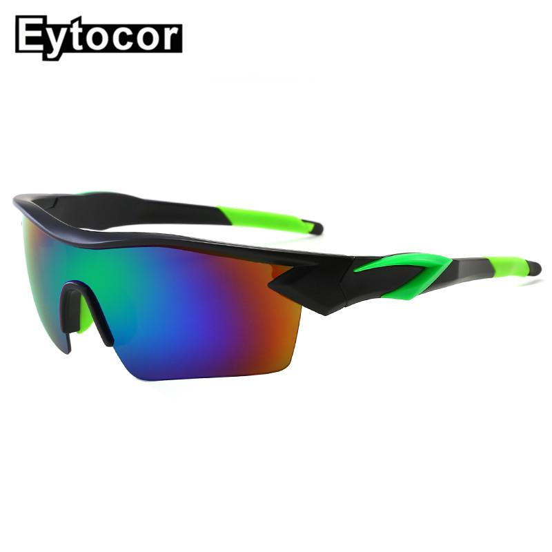 d5d2a59fed6d 2019 EYTOCOR Anti UV Sport Eyewear MTB Bicycle Glasses Bike Goggles For  Women Men Polarized Outdoor Sports Bicycle Sunglasses From Jumeiluo