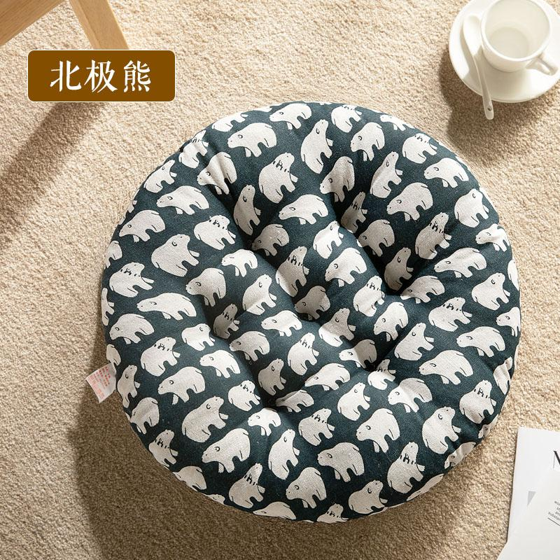 Chair Cushion Summer Chair Office Round Student Classroom Bottom