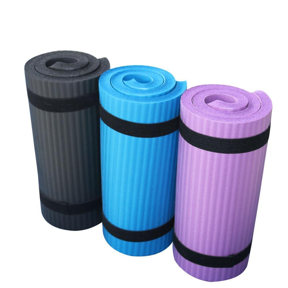 Acquista 60x25x1.5 Cmthickess Antiscivolo Yoga Mat Sport Pad Palestra Soft  Pilates Stuoie Pieghevole Pad Body Building Esercizi Di Allenamento A   34.66 Dal ... e7d53ef715e7
