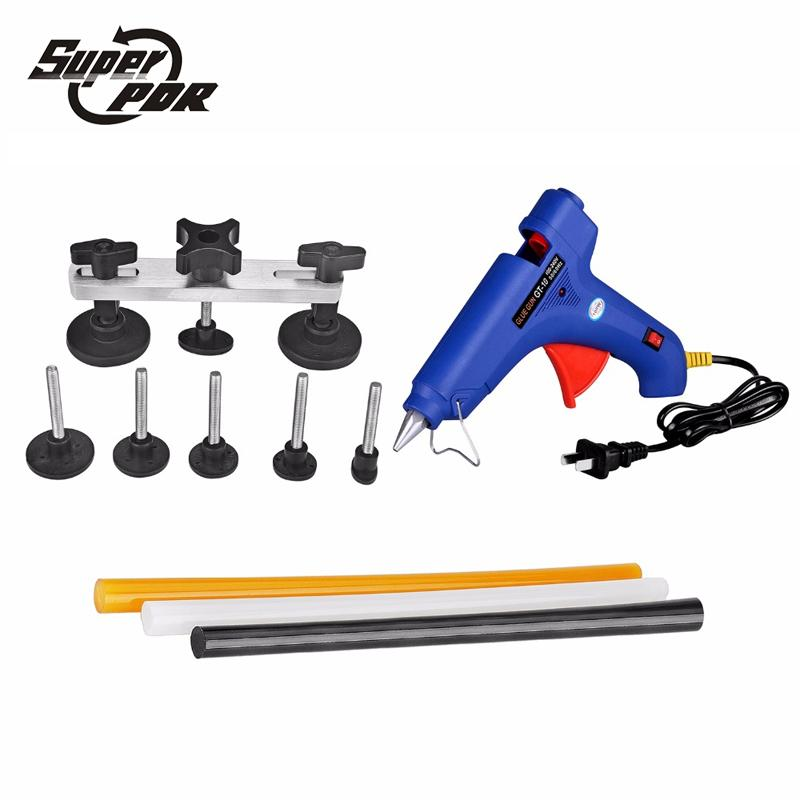 2019 Super PDR Paintless Dent Repair Tools Kit Pulling Bridge Glue Gun High Quality Car Removal Set For Sale From Zhen1992, $49.25   DHgate.Com