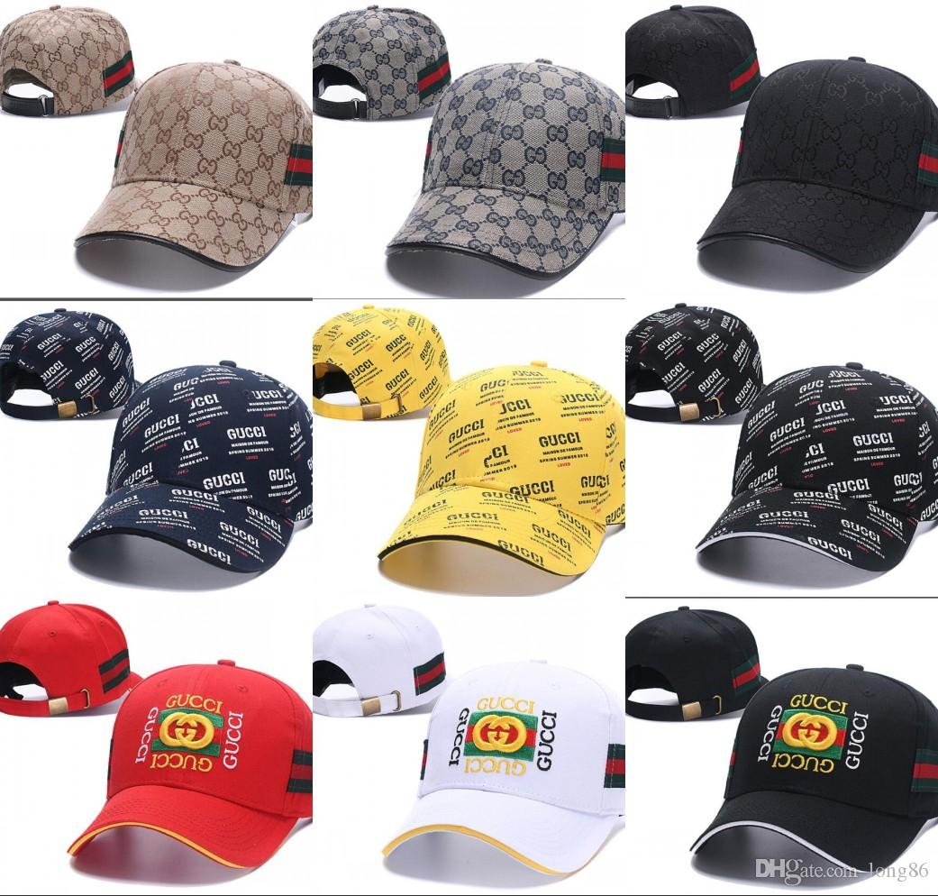 4a60ccb178c 2018 New Design Cotton Luxury Brand Caps Embroidery Hats Winter Baseball  Cap Men Bone Trucker Hat Gorras Casquette Snapback Hip Hop Dad Cap Army Cap  Cheap ...