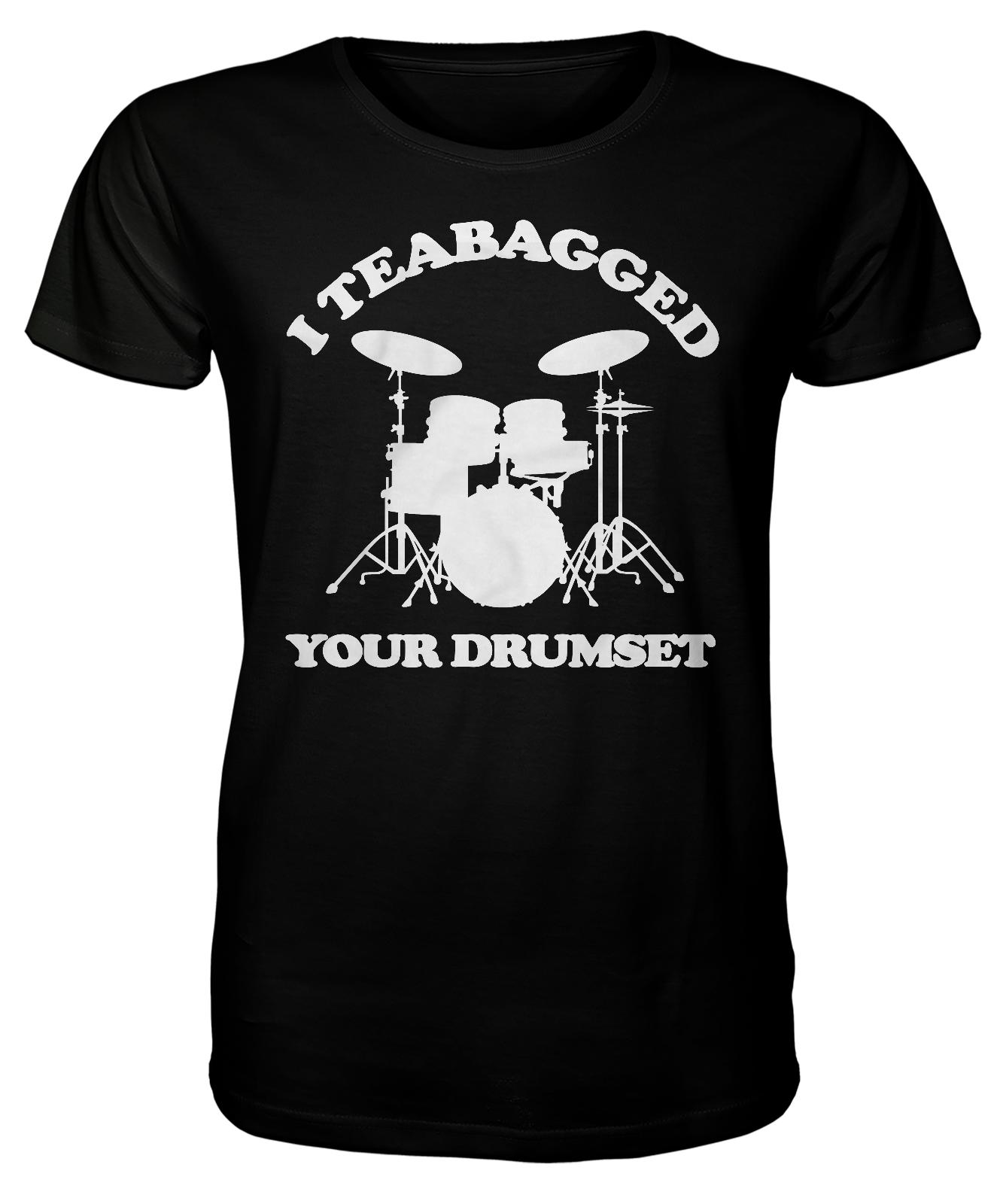 I Teabagged Your Drum Set Step Brothers Will Ferrall Movie Quote