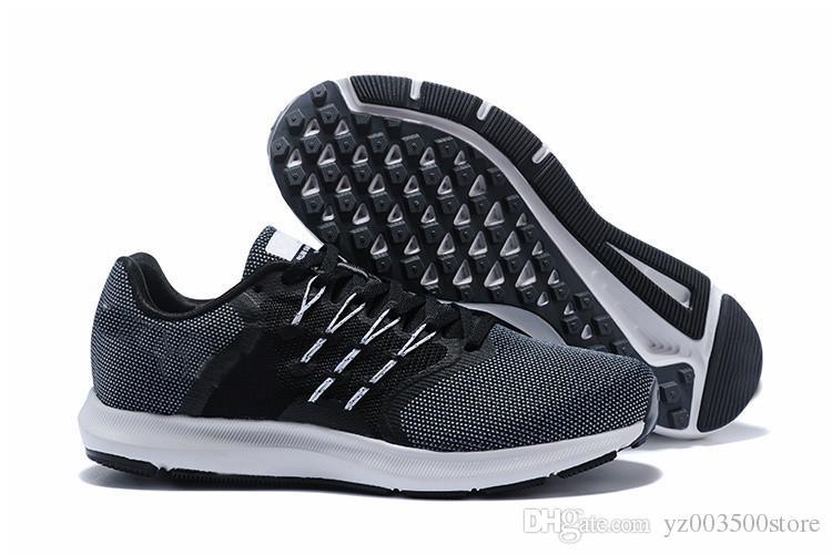 dec826a3fe3 Compre 2018 Nike RUN SWIFT Venta Caliente Ligero Transpirable Para Hombre  Zapatos Corrientes Negro Rojo Azul Verde Gris Caminando Deporte Zapatillas  Tamaño ...