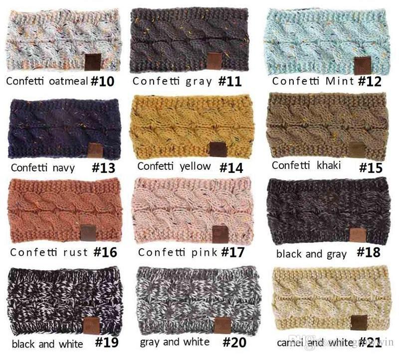 Compre Ganchillo Diadema Es Lana Crochet Diadema Tejer Diadema - Diadema-ganchillo