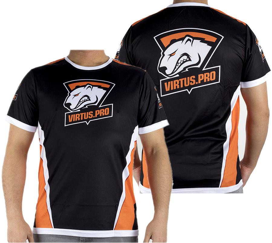 Csgo Dota2 Game Team Vp Virtus.Pro Jersey T Shirt Gaming T Shirt ...