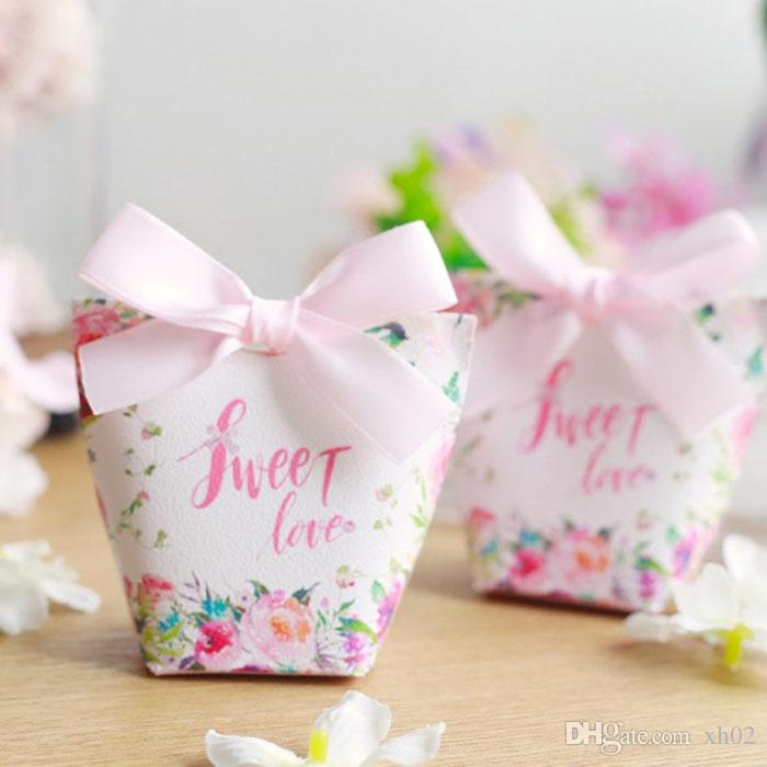 Wedding Favor Boxes.Wedding Favor Box Wedding Supplies Chocolate Packaging Box For Valentine S Day Candy Gift Box