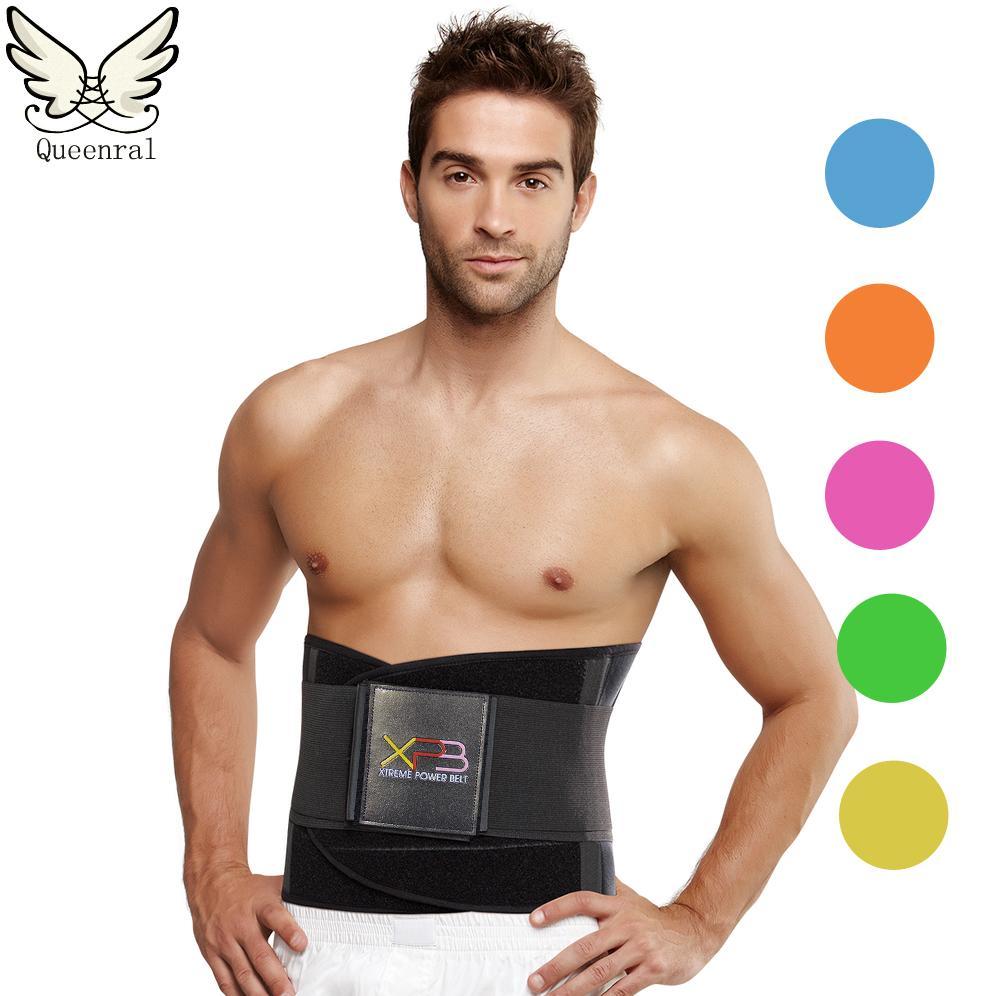 Männer Taille Korsetts Männer Gürtel Unterwäsche Körper-former Körperhaltung Korrektor Körper Hüftgürtel Shaperwear