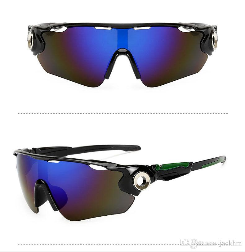 0d51bdfc39 UV 400 Men Cycling Glasses Outdoor Sport Mountain Bike Bicycle ...